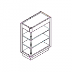 BEF12L Base Cabinets