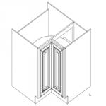 LS3612 Base Cabinets