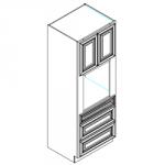 OC3396B Oven Cabinets