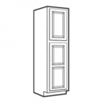 WP1896 Pantry Cabinets