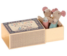 Maileg - Baby Twins in a box