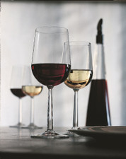 Rosendahl wine carafe and two wine glasses