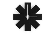 Normann Cph / Watch Me Wall Clock Black