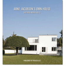 Arne Jacobsen's own house, book