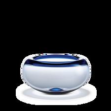 Holmegaard Provence Bowl, blue, 19 cm