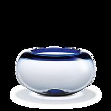 Holmegaard Provence Bowl, blue, 25 cm