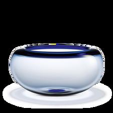 Holmegaard Provence Bowl, blue, 31 cm
