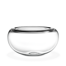 Holmegaard Provence Bowl, clear, 31 cm