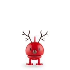 Hoptimist - Blitzen Baby Bumble (small), Red