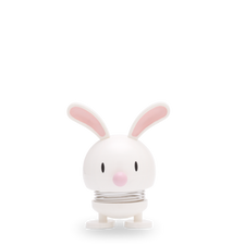 Hoptimist - Bunny Baby Bimble, White