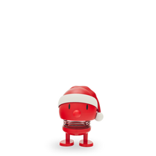 Hoptimist - Santa Baby Bumble (small), Red