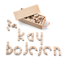 Kay Bojesen - Letter blocks