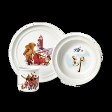 Kay Bojesen - Porcelain child set