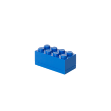 LEGO Mini Box 8 BLUE