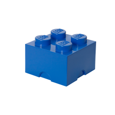 LEGO Storage Brick 4 BLUE