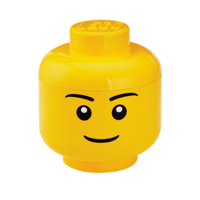 LEGO  Storage head boy