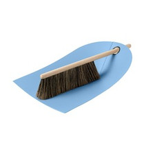 Normann Cph / Dustpan & Broom, Light blue