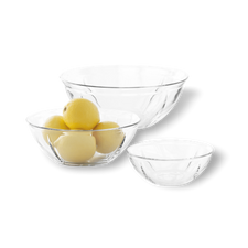 Rosendahl GC Glass bowl set, 3 pcs.