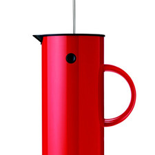 Stelton EM French press 33.8 oz. - red (US)
