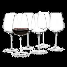 Holmegaard Bouquet Wine glass, 6 pcs., 62 cl