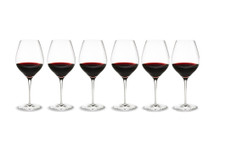 Holmegaard Cabernet Red Wine Glass (6 Pcs.)