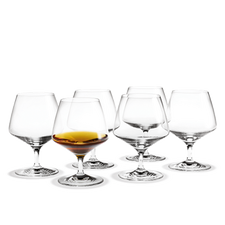 Holmegaard Perfection Brandy glass, 6 pcs., 36 cl