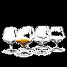 Holmegaard Perfection Brandy glass, 6 pcs., 36 cl