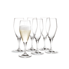Holmegaard Perfection Champagne, 6 pcs., 23 cl