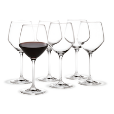 Holmegaard Perfection Red wine, 6 pcs., 43 cl