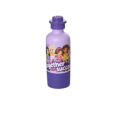 LEGO My Friends Drinking bottle Lavendar