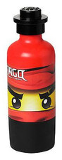 LEGO Ninjago Drinking bottle - Red