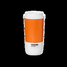 Pantone Thermo Cup - Tangerine Tango