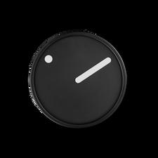 "Rosendahl Picto Wall Clock Black/White, 6.3"""