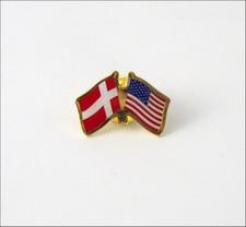 THE COPENHAGEN HOUSE - The Danish American pin
