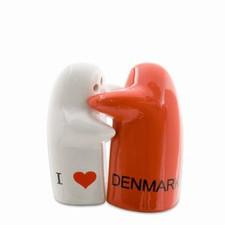 THE COPENHAGEN HOUSE - Salt & Pepper - I love Denmark