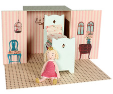 Maileg - Princess and the pea playset in giftbox