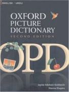 Oxford Picture Dictionary (Urdu-English)