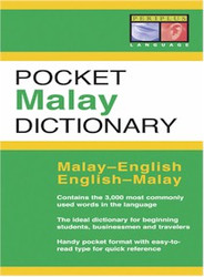Pocket Malay Dictionary (Malay-English)