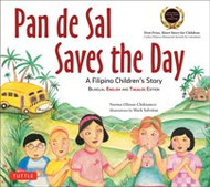Pan de Sal Saves the Day: A Filipino Children's Story (Tagalog-English)