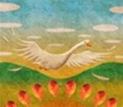 Goose Fables (Farsi-English)