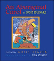 An Aboriginal Carol with CD (Inuktituk-English)