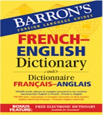 Barron's French-English Dictionary