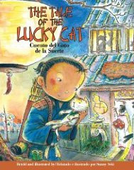 The Tale of the Lucky Cat (Spanish-English)