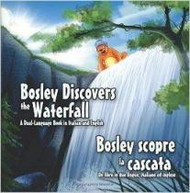 Bosley Discovers the Waterfall (Italian-English)