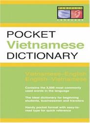 Pocket Vietnamese Dictionary (Vietnamese-English)