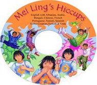 Audio CD Mei Ling's Hiccups (Multilingual)