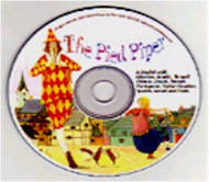 Audio CD The Pied Piper (Multilingual)