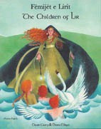 The Children of Lir: A Celtic Legend (Italian-English)
