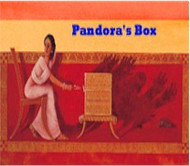 Pandora's Box: A Greek Myth (Czech-English)