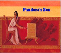 Pandora's Box: A Greek Myth (Chinese-English)